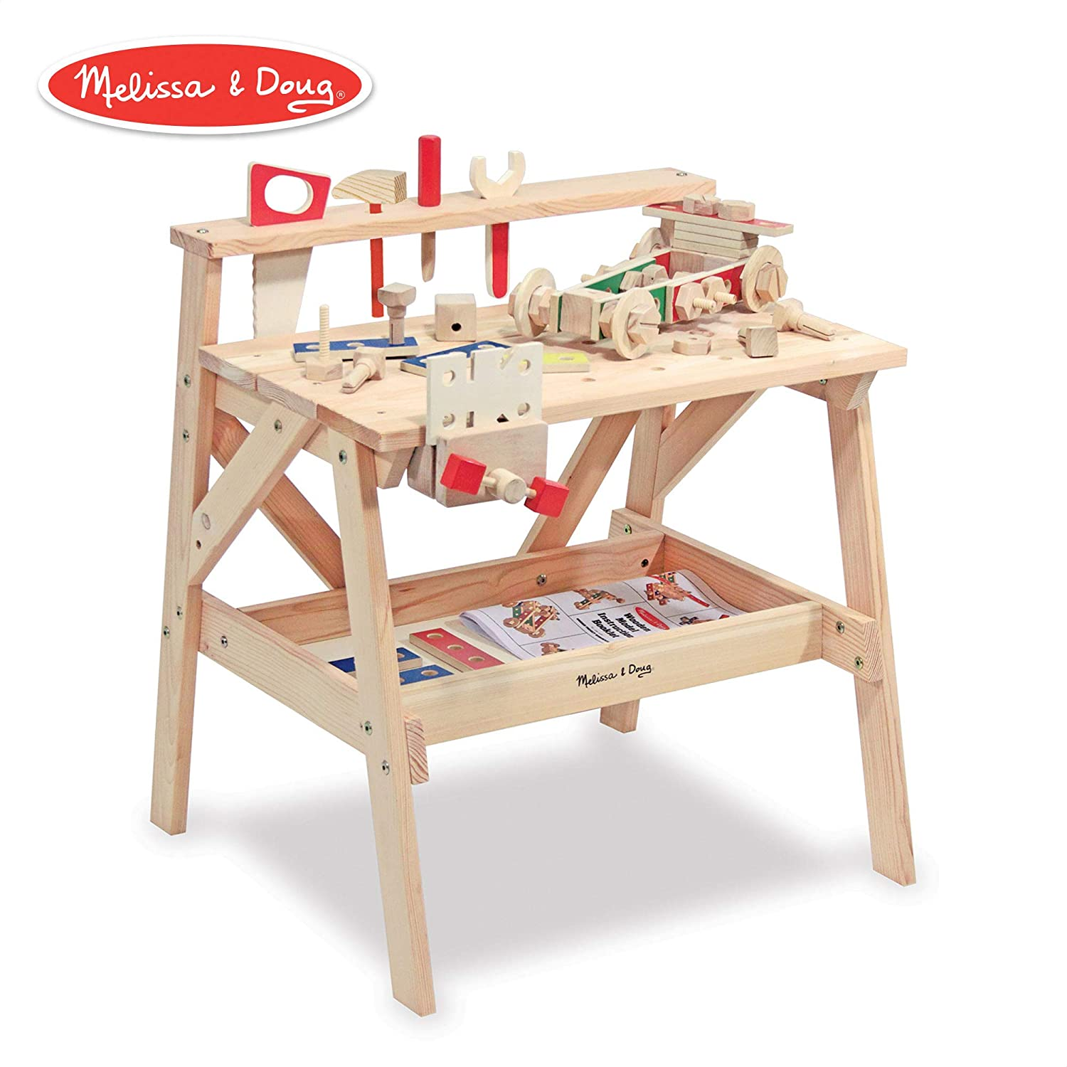 Top 9 Best Kids Toy Tool Bench Reviews in 2021 14
