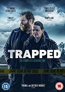 Amazon com: Trapped [UK import, Region 2 PAL format]: Ólafur