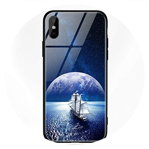 Amazon.com: Sex Appealing Glass Phone Case for iPhone X 7 8 ...