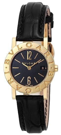 Bvlgari reloj Bulgari Bulgari k18yg caso bb26bgld Ladies