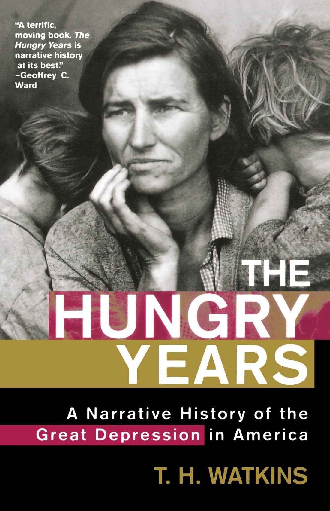 Download The Hungry Years: A Narrative History of the Great Depression in America PDF