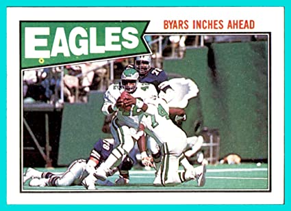 f4989b23e1a Image Unavailable. Image not available for. Color: 1987 Topps #294 PHILADELPHIA  EAGLES Keith Byars