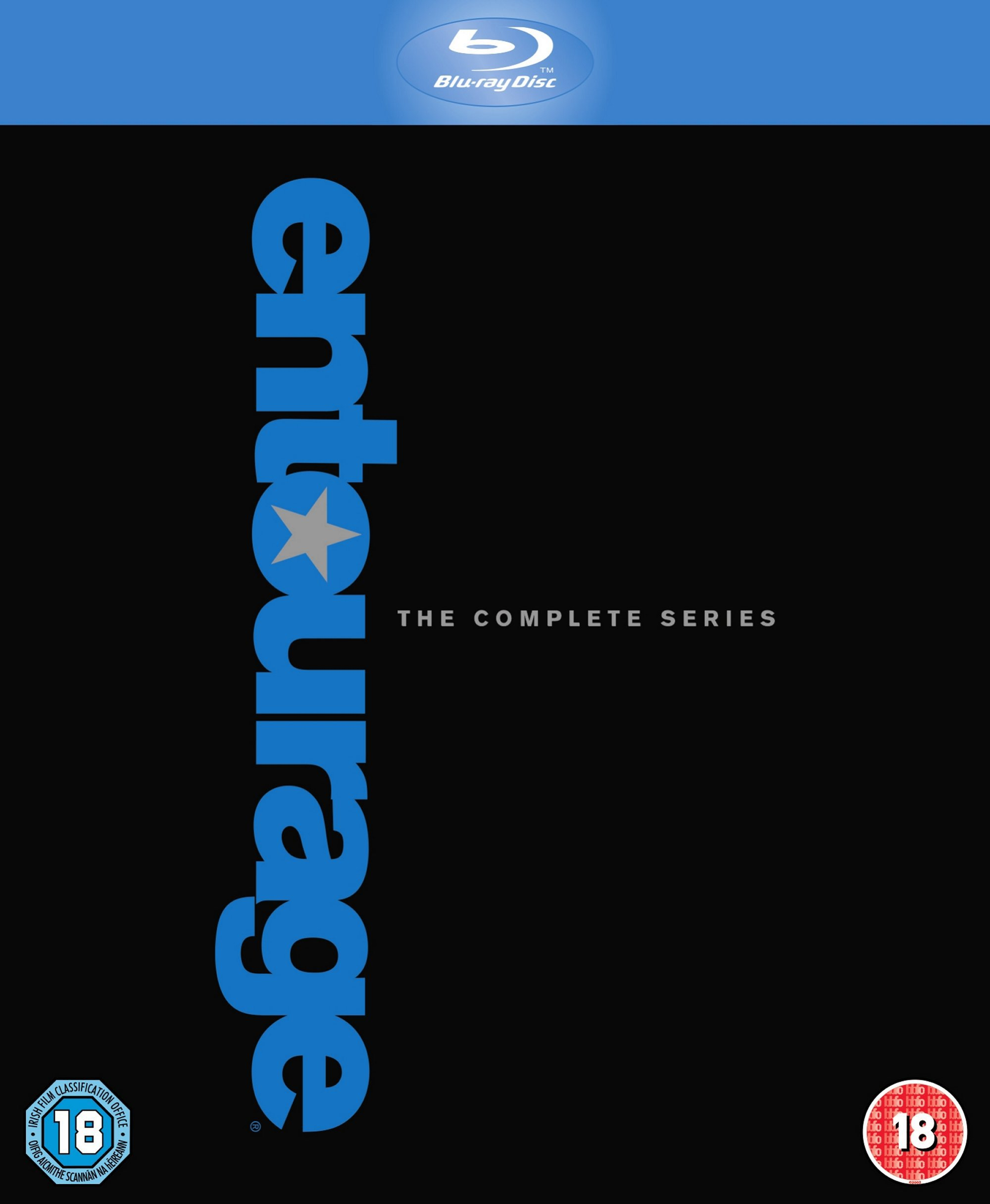 Entourage: Complete Series (Seasons 1-8 Bundle) [Blu-ray]