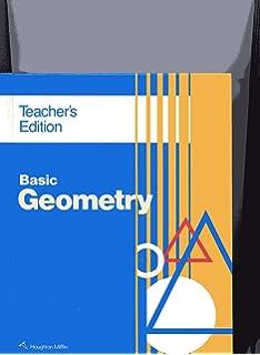 Amazon basic geometry houghton mifflin mathematics program basic geometry teacher edition fandeluxe Choice Image