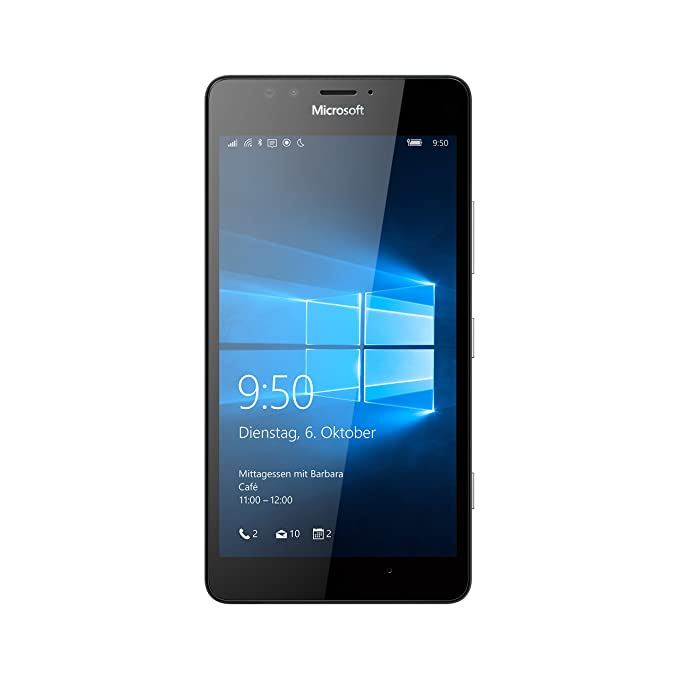 Microsoft Lumia 950 - Smartphone Libre Windows (4G, 32 GB, 3 GB ...