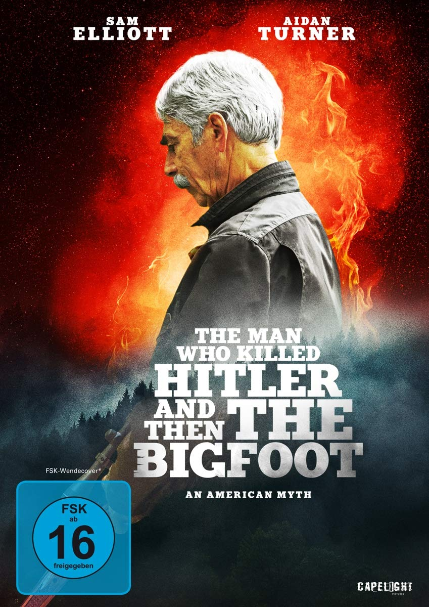 Cover: The man who killed Hitler and then the Bigfoot 1 DVD (circa 94 min)