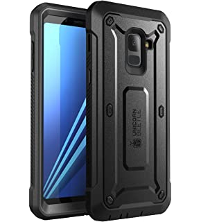 Amazon.com: Ringke Onyx Compatible with Galaxy A8 2018 Case ...