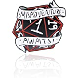 Ownit1st Mischievous Metal Plated Snap-On Enamel Pin Lapel Pin 1 Pc