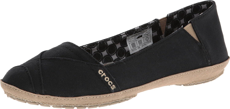 classic classic look for Amazon.com | Crocs Women's Angeline Flat | Shoes