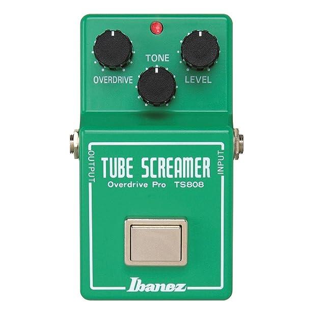 リンク:Tubescreamer Overdrive Pro TS808