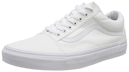 9def238bf8 Vans Unisex Adults Old Skool Classic Skate Shoes