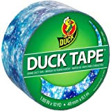 "ShurTech Starry Galaxy Duck Tape 1.88""X10yd"