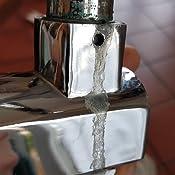 Auralum miscelatore monocomando per lavello rubinetto cucina calda e fredda rubinetti in ottone - Miscelatore cucina economico ...