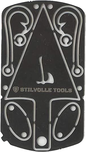 Amazon com: Stilvolle Tools Survival Dog tag 7 7 Functions in Dog