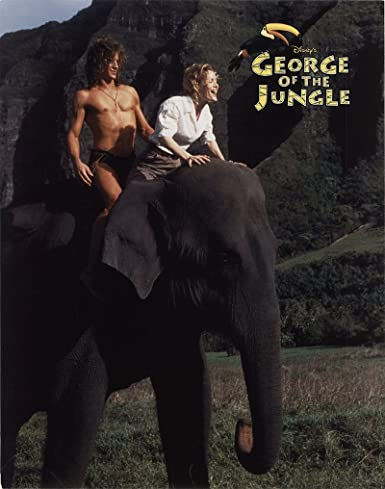 george of the jungle 1997