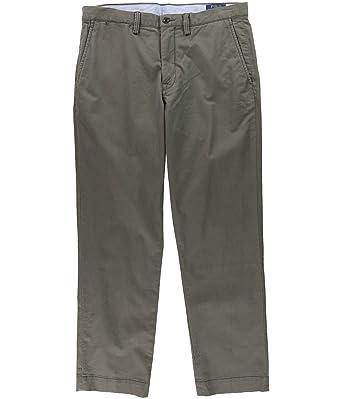 2f0aa83c81b376 RALPH LAUREN Polo Men's Stretch Straight Fit Bedford Cotton Twill ...