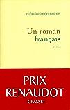 Un roman français (Littérature Française)