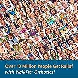 WalkFit Platinum Foot Orthotics Plantar Fasciitis