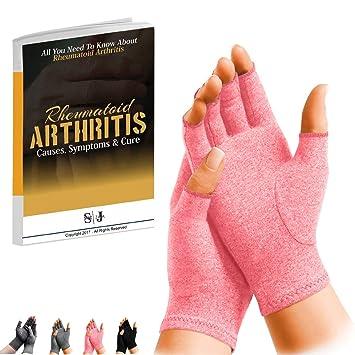 Warmth Therapeutic... SyeJam Rheumatoid Arthritis Gloves Fingerless