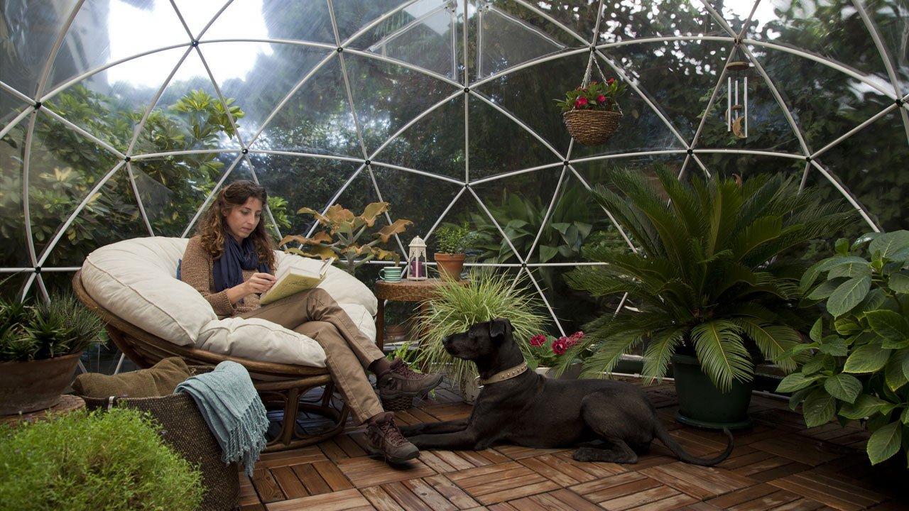 Resultado de imagen para amazon Garden Dome Igloo