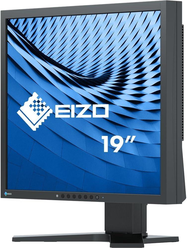 Eizo Flexscan S1934h Bk 48 Cm Monitor Schwarz Computer Zubehör