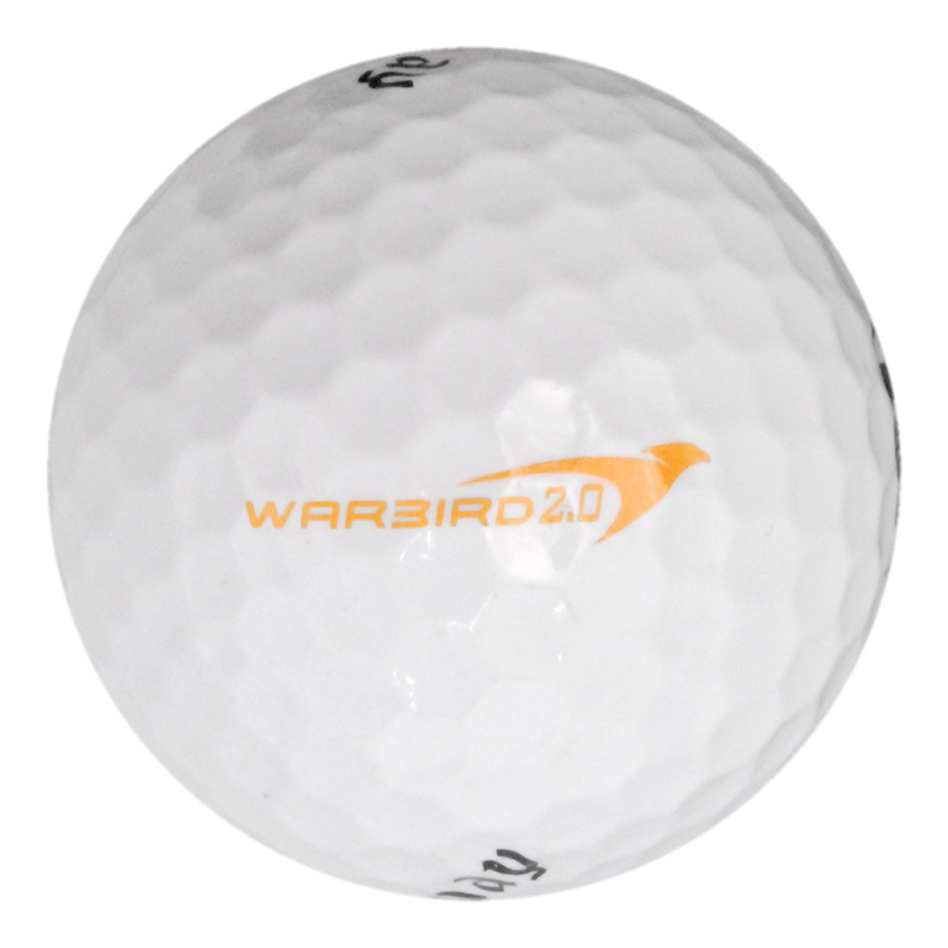 132 Callaway Warbird - Value (AAA) Grade - Recycled (Used) Golf Balls by Callaway (Image #3)