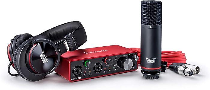 The Best Home Recording Studio Bundle Pro Tools