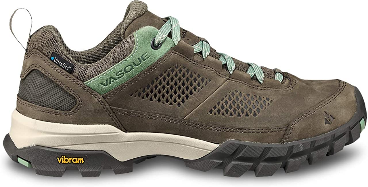 Vasque Women's Talus at Low UltraDry Hiking Shoe