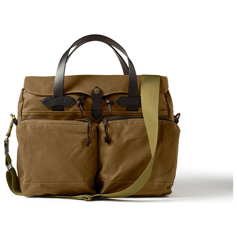 Filson 70140 72 Hour Briefcase - Tan