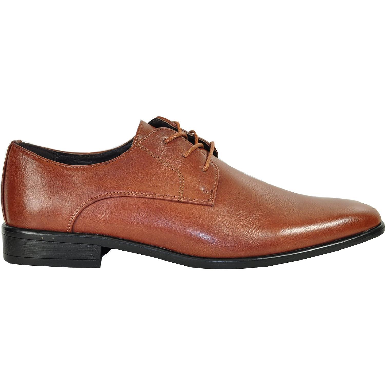 BRAVO Oxford Men Dress Shoe KING-1 Classic Oxford BRAVO with Leather Lining B01C4NAKVO Western 3bf5eb