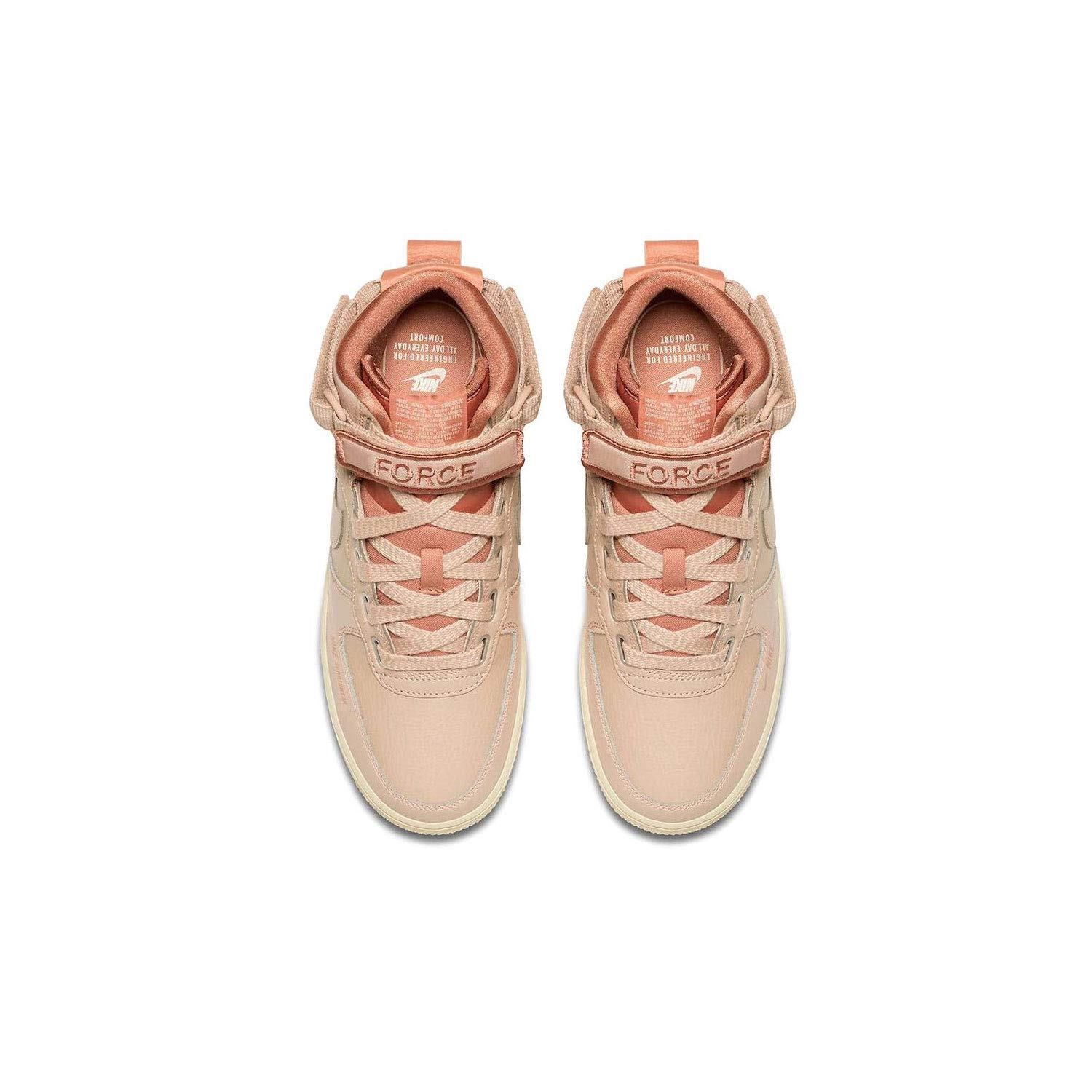 Nike Air Force 1 High Utility Particle Beige Terra Blush LT Cream For Women AJ7311 200
