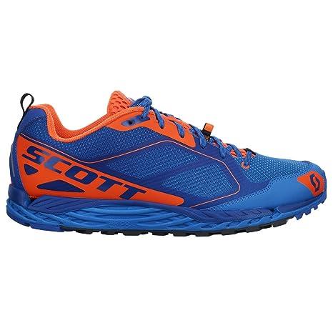 face668d01c89 Scott Scarpe Running T2 kinabalu 3.0 Blue Orange  Amazon.it  Sport e ...