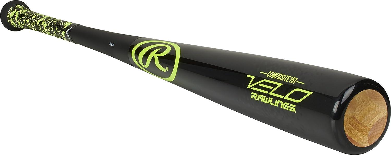 Rawlings VELO -5 Composite Wood Youth Baseball Bat Y151CV