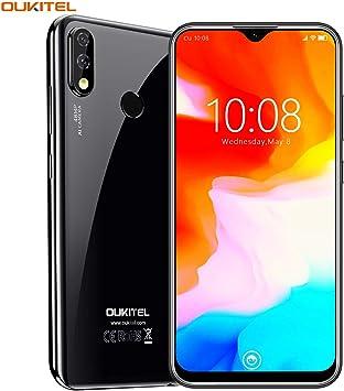 Súper AI Cámara de 48MP】 OUKITEL Y4800 Smartphone Libre Dual 4G Volte,6GB RAM+128GB ROM,6.3