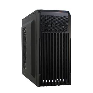 Inter-Tech PCD-01 Carcasa de Ordenador Torre Negro - Caja de ...