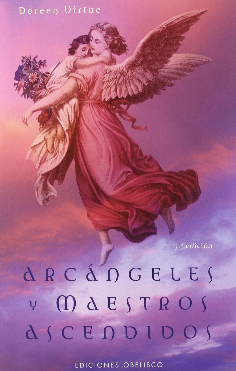 Arcangeles y maestros ascendidos (Spanish Edition): Doreen ...