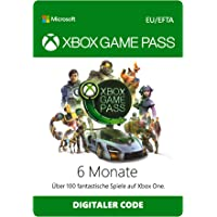 Xbox Game Pass | 6 Monate Mitgliedschaft | Xbox One - Download Code