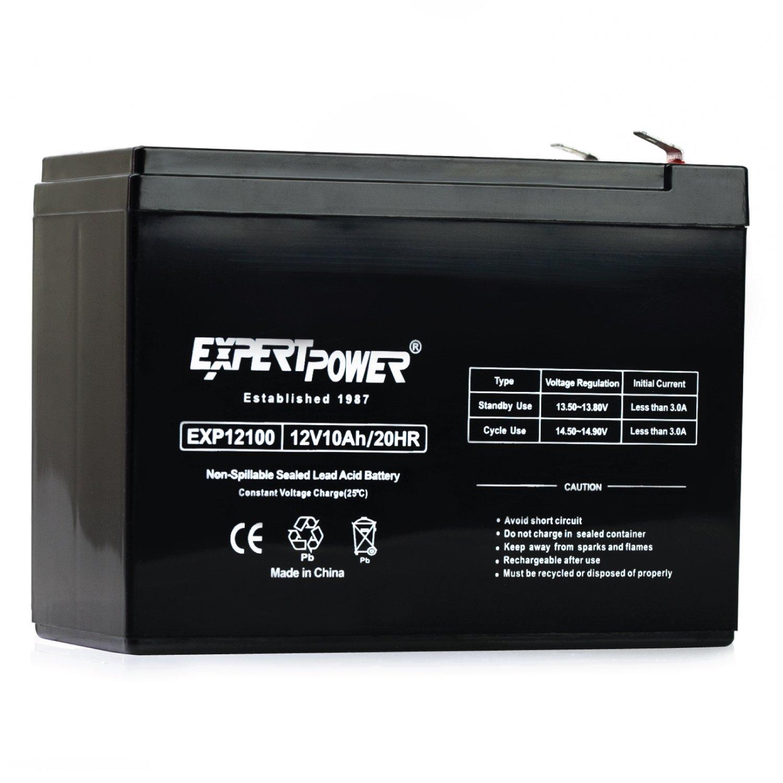 Amazoncom 12v 10Ah SLA Rechargeable Battery