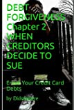 Debt Forgiveness Volume 2 When Creditors Decide to Sue: Erase Your Credit Card Debts