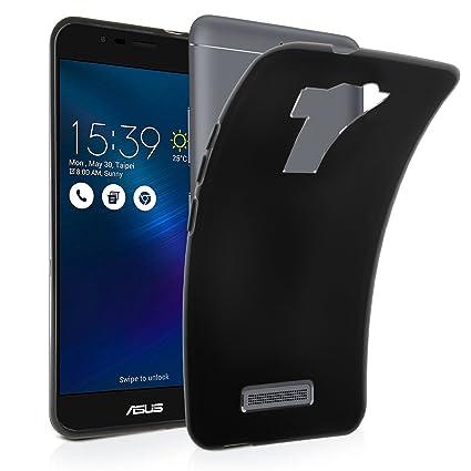 ELTD Asus Zenfone 3 Max ZC520TL TPU Cover, Slim TPU funda ...