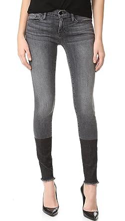 08a6f513c6b52 FRAME Women s Le Skinny De Jeanne Jeans