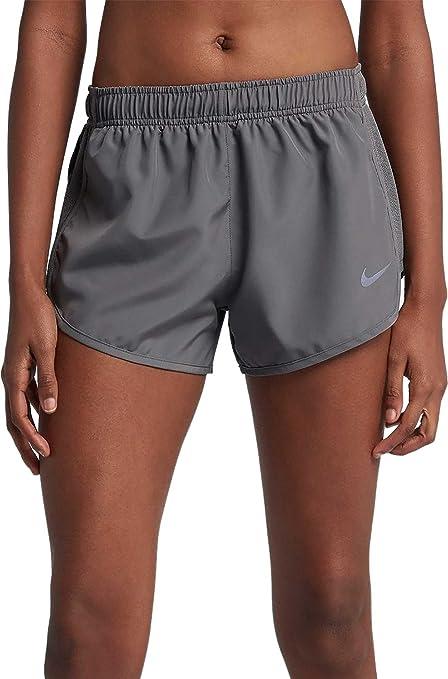 3a119b673658 Amazon.com : Nike Women's Dry High Cut Tempo Running Shorts : Clothing
