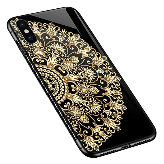 Amazon.com iPhone Xs MAX Case, Tempered Glass iPhone Xs MAX