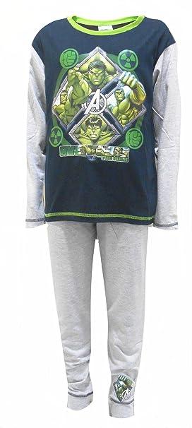 The Avengers Hulk Pijamas Increíbles 4-5 años 110cm