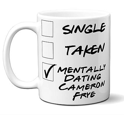 Bueller Funny Ceramic Coffee Tea Mug Cup Bueller