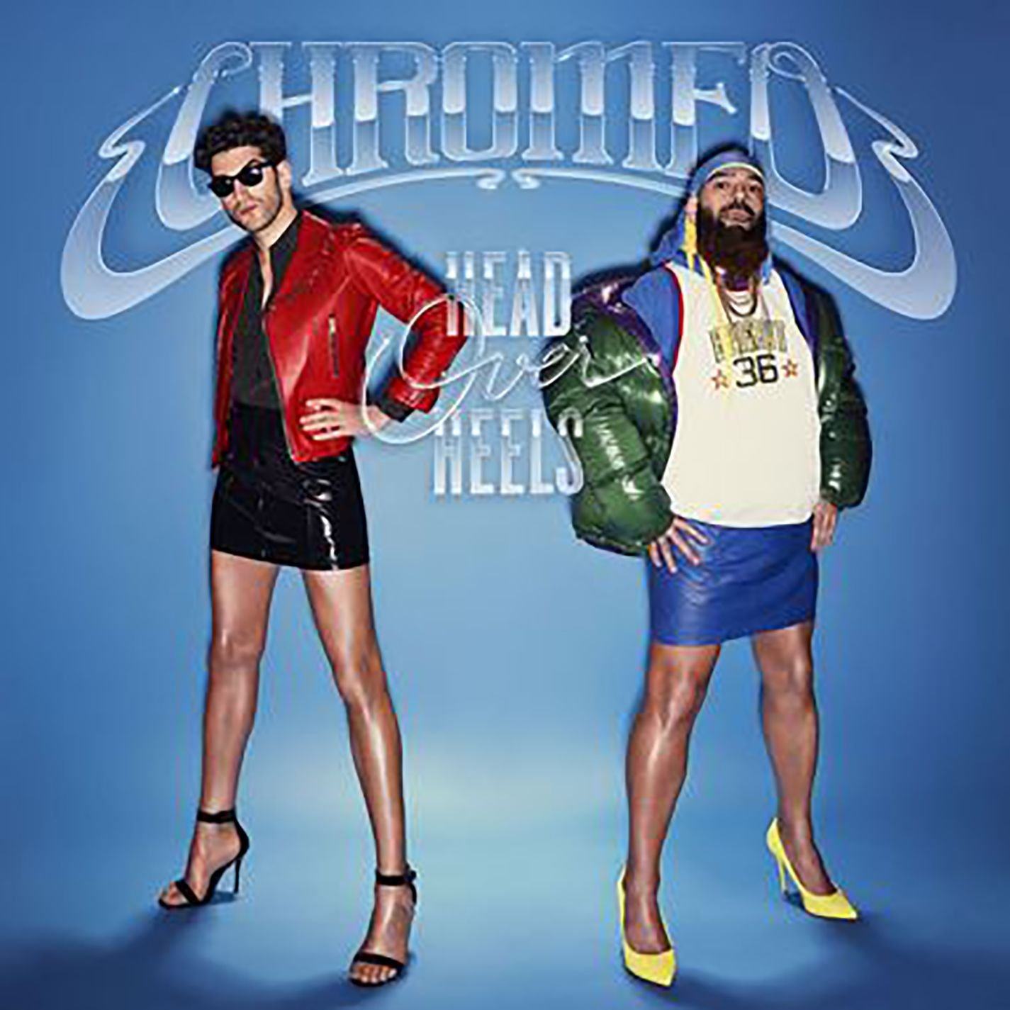 Cassette : Chromeo - Head Over Heels (Cassette)