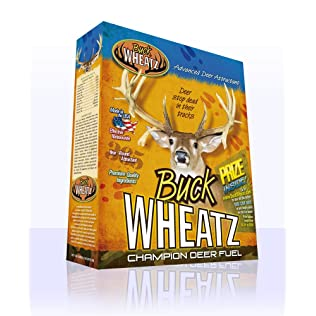 Buck Wheatz Advanced Deer Attractant