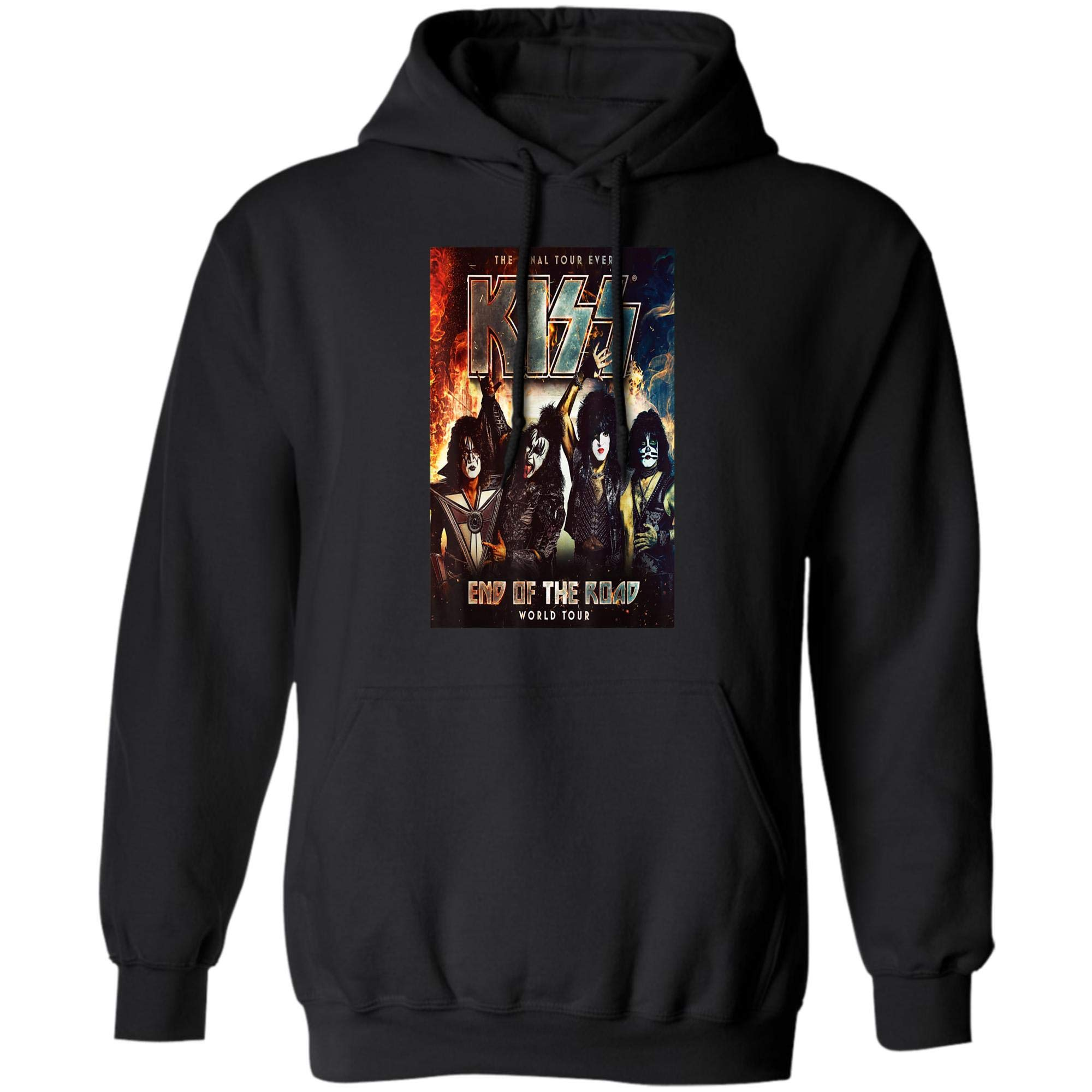 Kiss End Of The Road Tour 2019 Shirt 9524