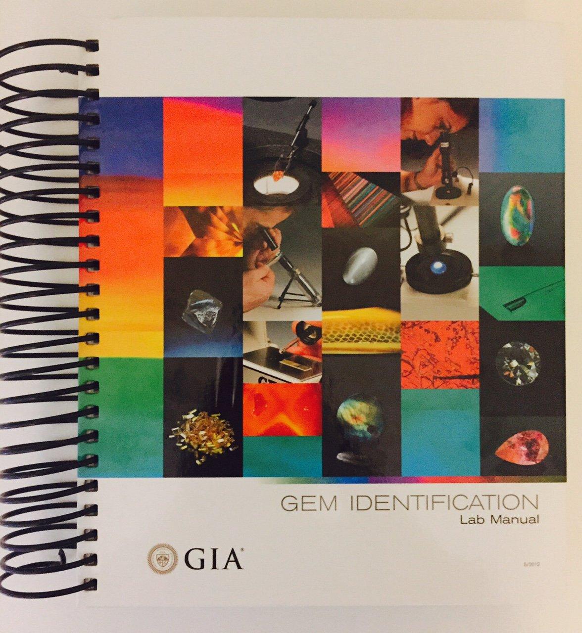 gia gem identification lab manual