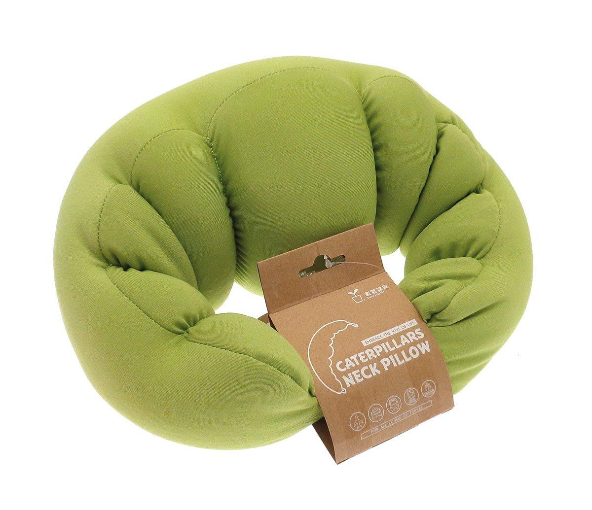 Amazon.com: Diseño de Gusano almohada de viaje/almohada para ...